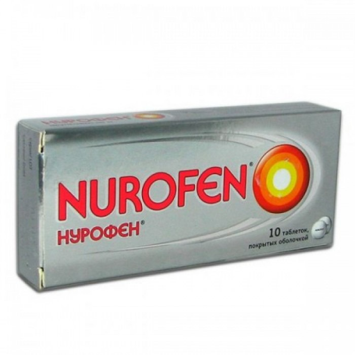 Nurofen (Ibuprofen) tablets 200mg 10 tablets, 200mg 8 tablets for children, 200mg 8 capsules express, 200mg 12 tablets express NEO, 200mg 20 tablets, 200mg 16 capsules express,
