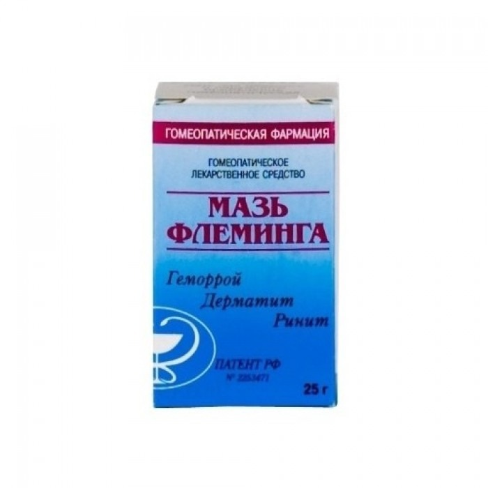 Ointment Flemings 25g