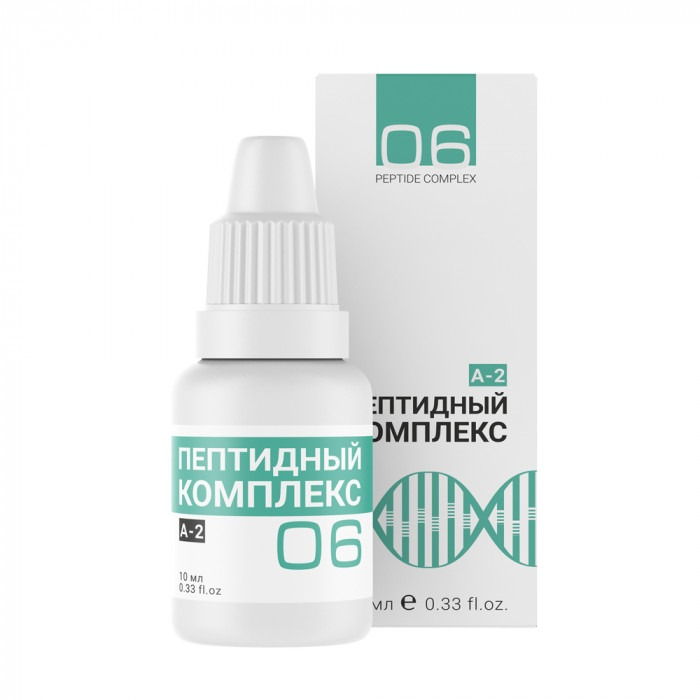 Peptide complex №6 — for thyroid gland
